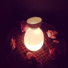 Candle light weather in NYC. Original custom works by WickandWax. Create Light Burn  wickandwax.com