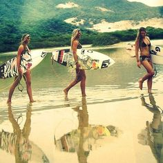 This could be you ladies, this summer in Spain ;)