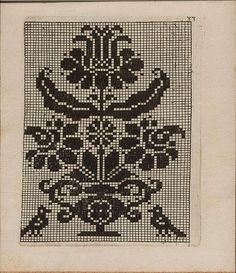 cross stitch motif