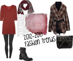 How to Wear Leggings This Fall-Winter 2012-2013