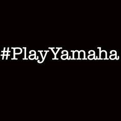 #PlayYamaha   Share the love for Music