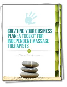 sample business plan for massage therapists