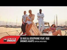DJ KAS - Δρόμος Αγάπης feat. Josephine & OGE | Official Music Video - YouTube