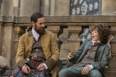 Murtagh and wee Fergus