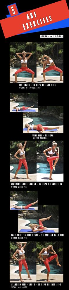 Abs Workout. Transform Abs Workout. Transform yourself, get fit & healthy.