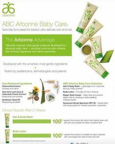 #babylove #pure #baby #safe #toxinfree #gentle #plantbased jillkay.arbonne.com