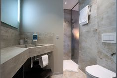 Bathroom design - Hotel Mulino Ascona Switzerland