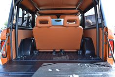 "NICK'S TRIX ::: Early Bronco Restorations - Custom Fabrication - ""HELO"" Project"