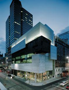 Contemporary Arts Center (corner of Walnut & E. 6th Street)