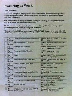 I'm trying this! Bahhahhaha!