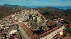 Volteggiando sul Castello di Montalbano Elicona (ME)