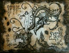 Dragon Witch by MrZarono