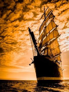 "gonautical:  Tall Ship ""Sedov"""
