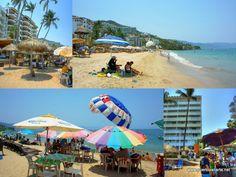 Playa Los Muertos & Los Muertos Beach http://www.puertovallarta.net/what_to_do/los-muertos-beach.php #puertovallarta #vallarta #losmuertos #beach