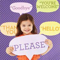 5 Ways to Teach Manners to Preschoolers