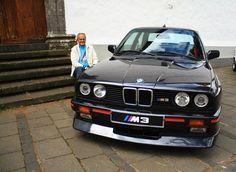 My M3 Cecotto 353/505 Bmw E30 M3, Bmw Alpina, Bmw M3 Sport, Bmw M Series, Bmw Classic, Sports Sedan, Bmw Cars, Le Mans, Automobile