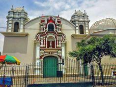 Iglesia de San Sebastián , Lima - Perú