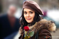 Preity Zinta in Ishkq in Paris Movie