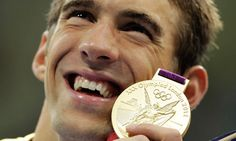 Phelps is truly amazing! Way to go!