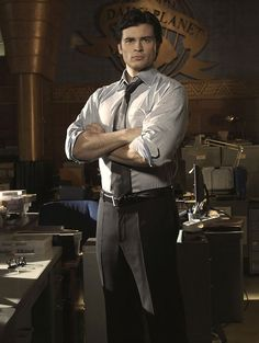 Tom Welling on Smallville pic - Smallville picture #3 of 89