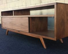 mid century modern tv stand - Google Search