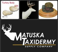 Matuska Taxidermy is proud to make many of our products in house.  Purchase our high quality taxidermy products, made locally and distributed worldwide.