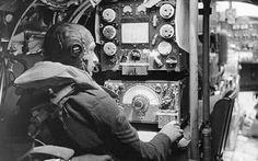 Lancaster radio operator