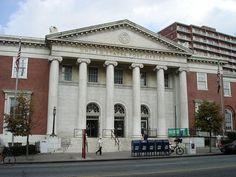 Post Office, Main Street
