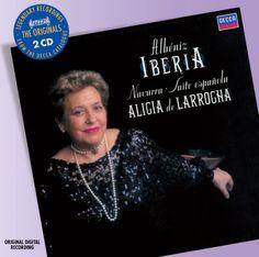 UNIVERSAL Alicia De Larrocha - Albeniz: Iberia