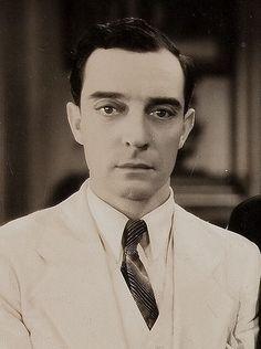Buster Keaton - Palor Bedroom and Bath - 1931