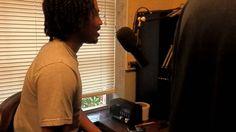 QB YOUNGIN freestylin live on the radio!!!  LOUD AZZ MUSIC (+playlist)
