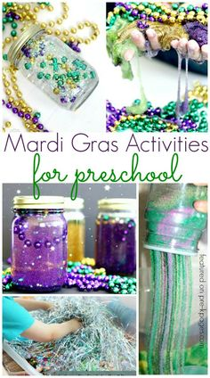 Mardi Gras Food, Mardi Gras Carnival, Mardi Gras Beads, Mardi Gras Party, Trinidad Carnival, Mardi Gras Activities, Carnival Activities, Holiday Activities, Preschool Activities