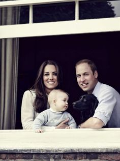 Prince George Alexander Louis of Cambridge