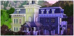 Cindy Games: The Sims 3 Store - Now & Then Century Manor (DOWNL...