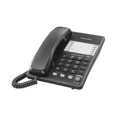 Panasonic KX-TS105B Integrated Business Corded Phone - Black by Panasonic. $33.62. From the Manufacturer                   .gray {color:#666;} div.aplusBody { color:#333; font-family: Arial, Helvetica, sans-serif; font-size: 15px; } div.aplusTitle { color:#333; font-size: 20px; font-weight: bold; font-family: Arial, Helvetica, sans-serif; line-height: 2em; } div.aplusBox { color:#333; font-size: 14px; font-family: Arial, Helvetica, sans-serif; margin-right: 20px; line-he...