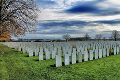 Ypres Salient Car Route - Poelcapelle British Cemetery