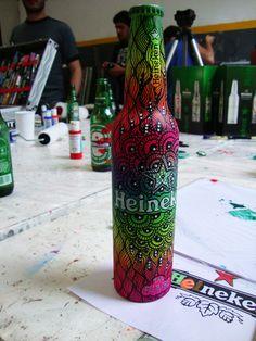 Art for Heineken. Art Direction, Designers, Packaging, Bottle, Celebrities, Inspiration, Decor, Heineken, Biblical Inspiration