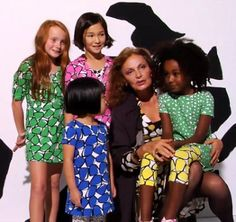 DVF for GapKids launches March 15th ~ can't wait!