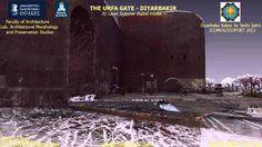 DIYARBAKIR URFA GATE 3D Digital model