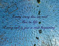 My Writing by Chelsea Cashman, via Behance