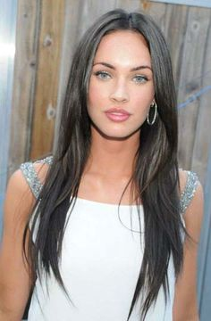 hair megan fox