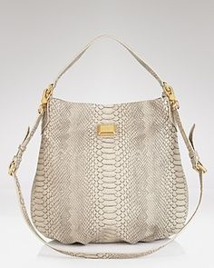 MARC BY MARC JACOBS Hobo - Supersonic Snake Hillier | Bloomingdale's
