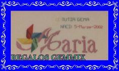 Cuadro Maria 2002