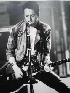 Joe Strummer 1978