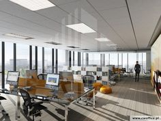 open floor office layouts | Offices