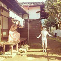 Japanese Horror Family Join Instagram #inspiration #photography