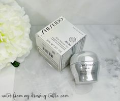 Perfect Your Skin with Shiseido Ibuki Multi Solution Gel | My Notes and a Giveaway - Notes from My Dressing Table
