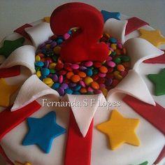 Bolo Explosão  ... SINHÁ AÇÚCAR em São Paulo / SP ... Encomendas: tim (11) 98671-6390 / vivo  (11) 95786-3745 ... sinhaacucar.blogspot.com.br ... sinhaacucar@gmail.com #arteemaçúcar #festa #bolo #bolodecorado #cake #sugarpaste #partyideas #kids #kidsparty