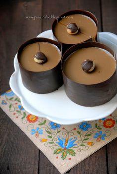 Espresso Dessert, Cap Cake, Mango Mousse, Minion, Chocolate Cake, Good Food, Pudding, Sweets, Sugar