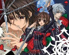 Poster Vampire Knight Trio 2